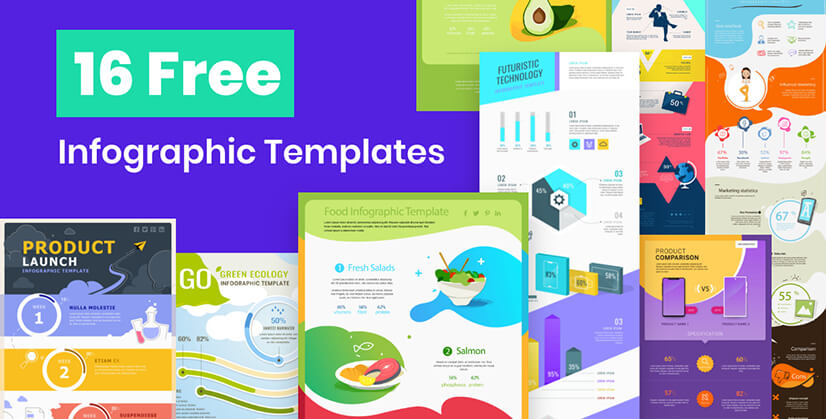 Free Infographic Templates by GraphicMama