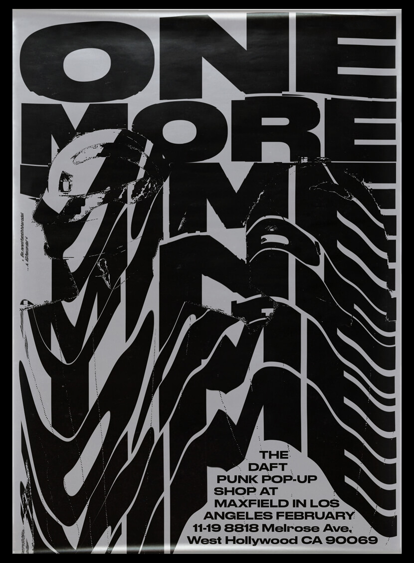 Thirty Typographic poster example