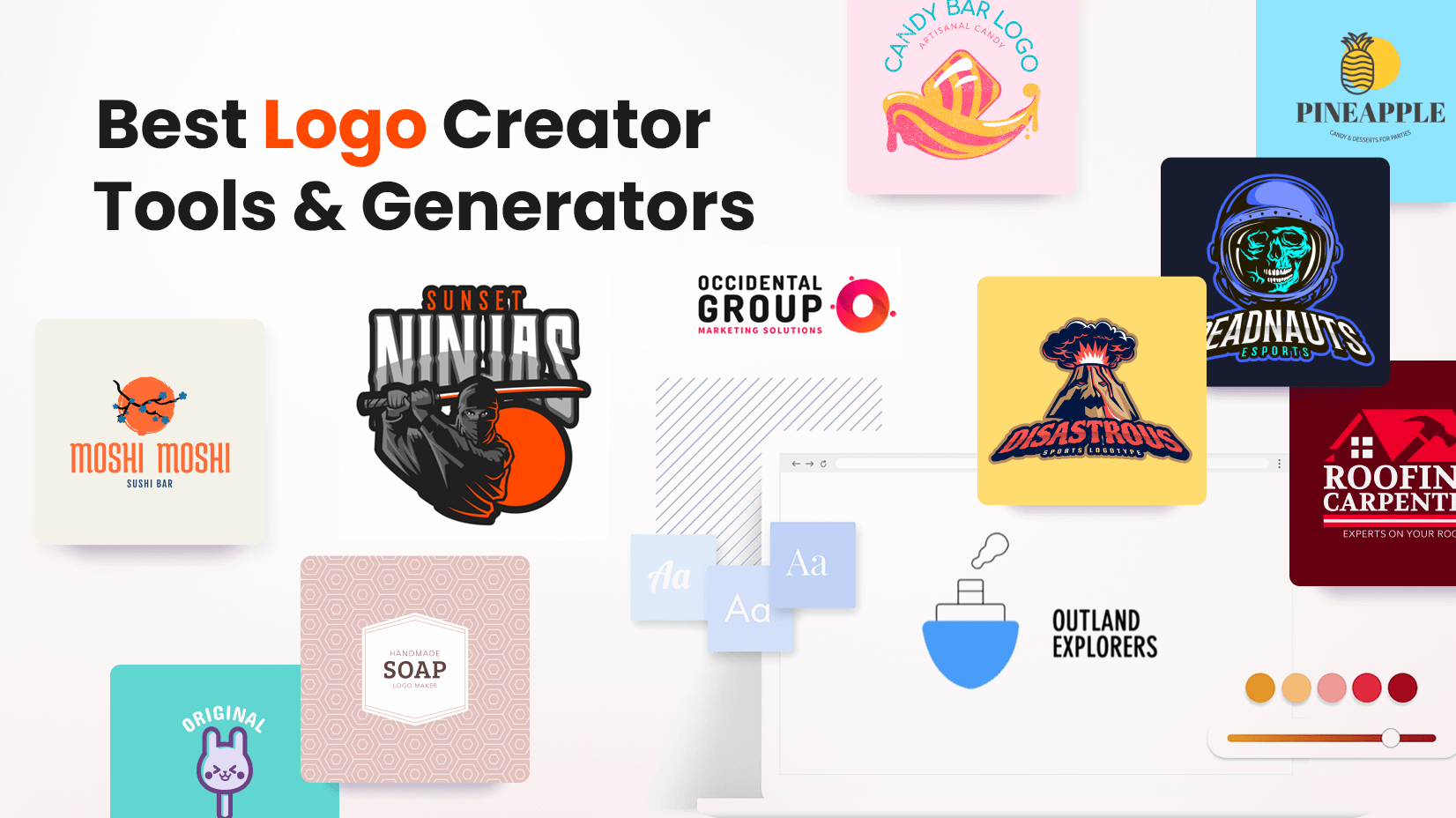 Best Logo Creator Tools