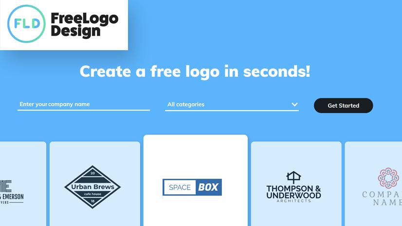 FreeLogoDesign Creador de logotipos