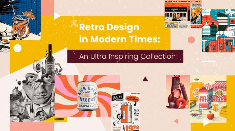 retro design in modern times an ultra inspiring collection