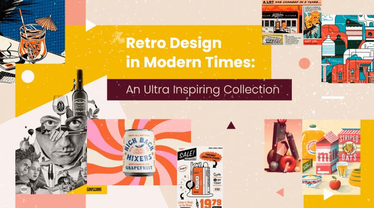 retro design in modern times an ultra inspiring collection