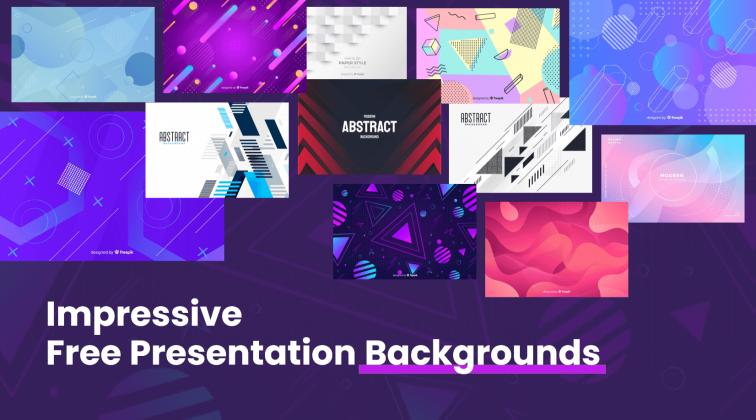 free presentation backgrounds
