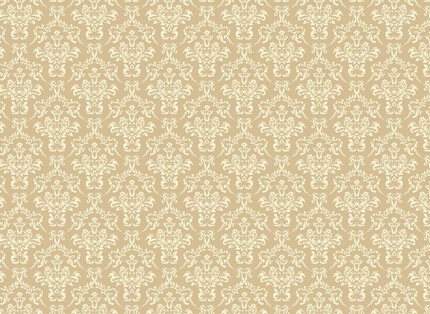damask pattern free presentation background
