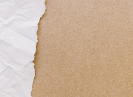 ripped paper texture with cardboard free presentation background