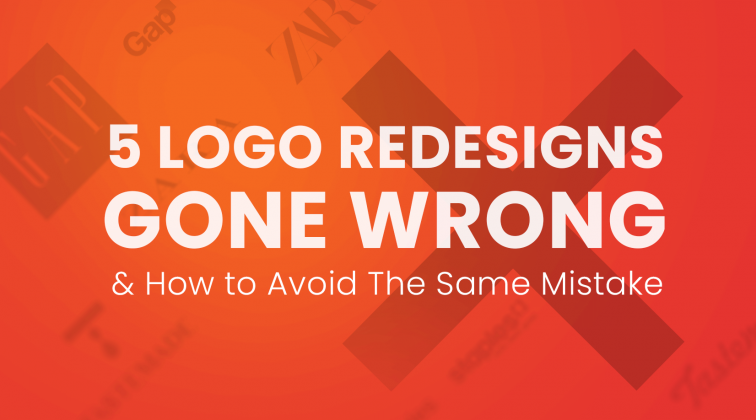 5 Logo Redesigns Gone Wrong & How to Avoid The Same Mistake