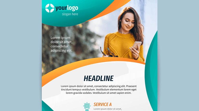 How To Create Flyer Design Tutorials Ideas For Non Professionals Graphicmama Blog