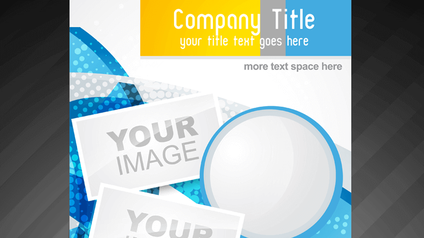 free company flyer brochure design