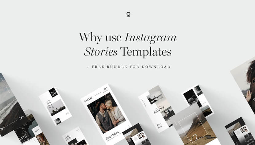 29 Instagram Story Templates by Flothemes