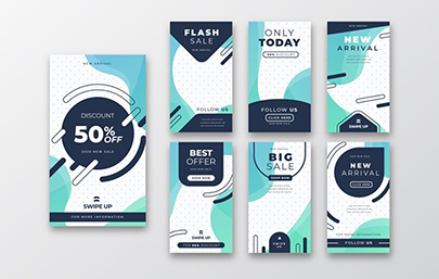 Promotion and Sales Instagram Templates
