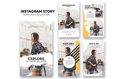 Attractive Free Instagram Stories