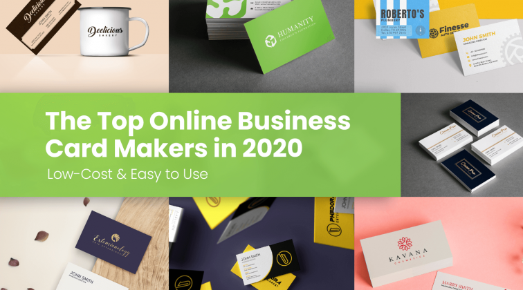 Top Online Business Card Makers