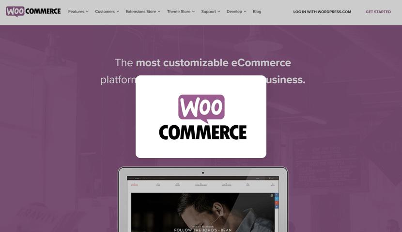 WooCommerce eCommerce platform for online stores