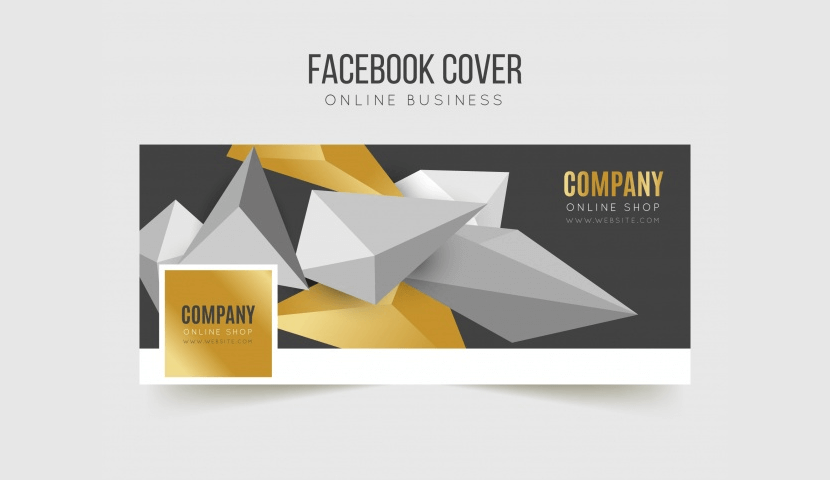 Free Facebook Cover Template by Freepik 4