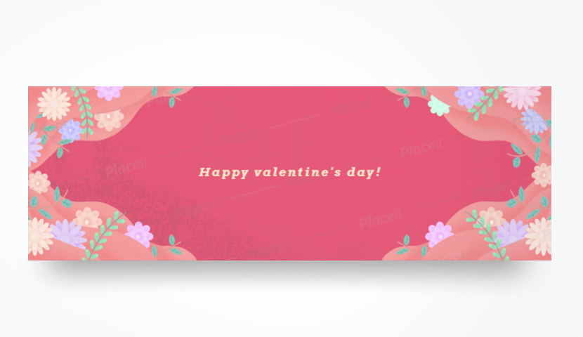 Free Facebook Cover Template by PlaceIt 1
