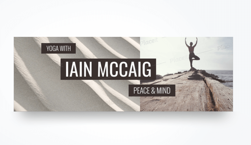 Free Facebook Cover Template by PlaceIt 2