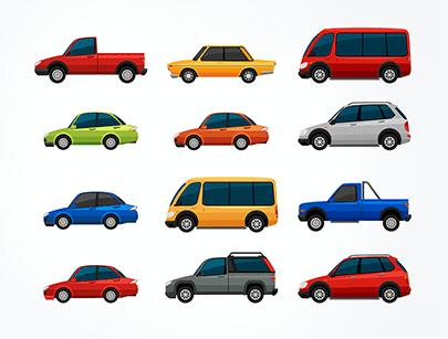 free car vector vehicles