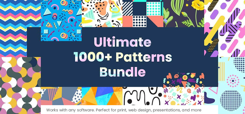 Ultimate Pattern Designs Mega Bundle