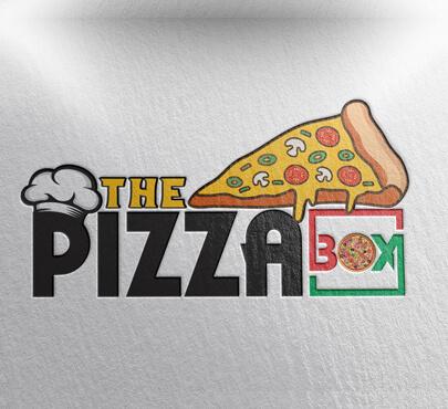 The Pizza Box Logo