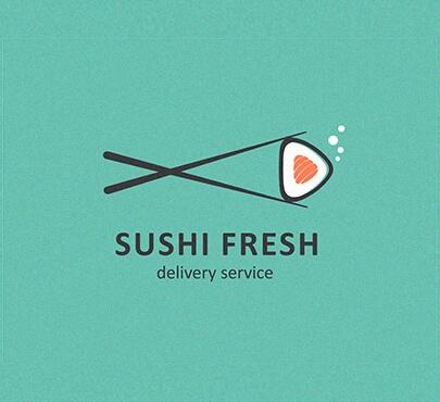 Sushi Fresh Logo