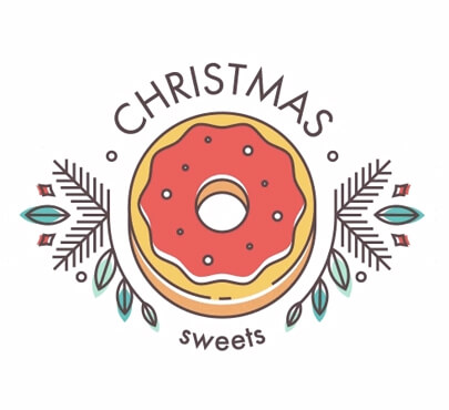 Christmas Sweets Logo