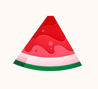 Watermelon Logo Design