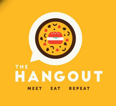The Hangout Cafe Logo