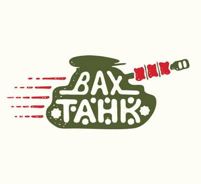 Vakh Tank logo design