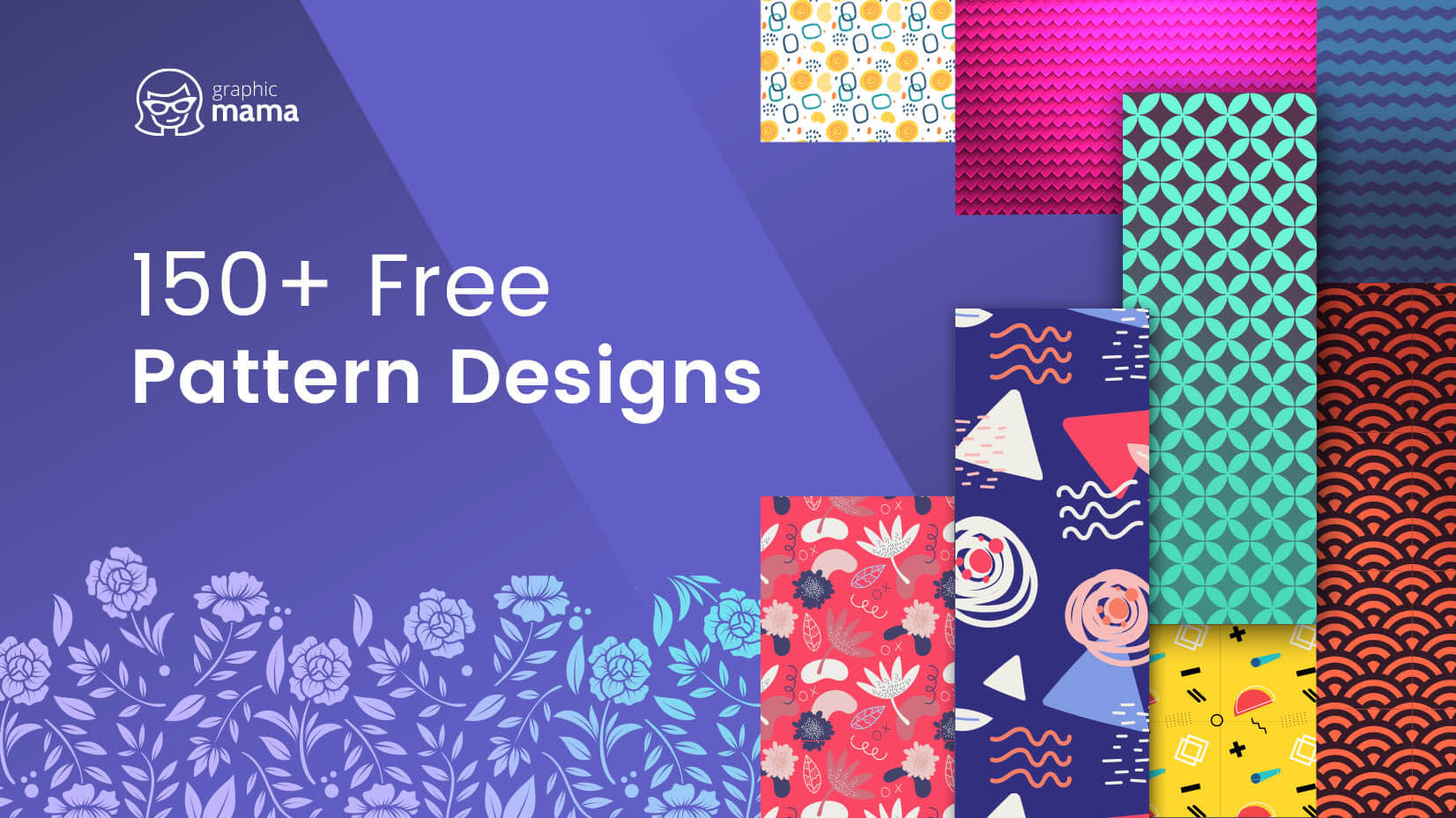 Free seamless Pattern designs