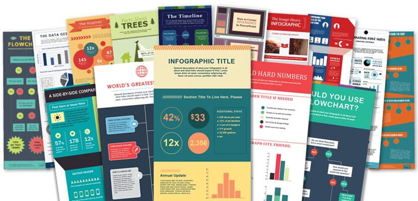 free infographic templates by HubSpot