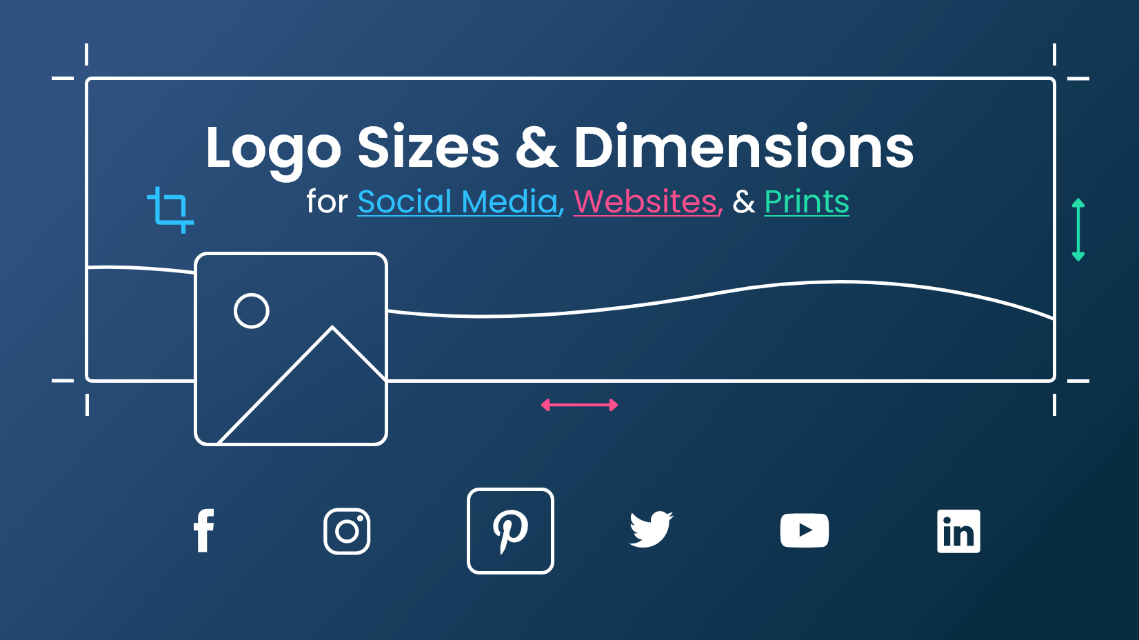 Logo Sizes and Dimensions for Social Media, Websites and Prints