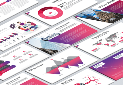 Minimal Free Powerpoint Template