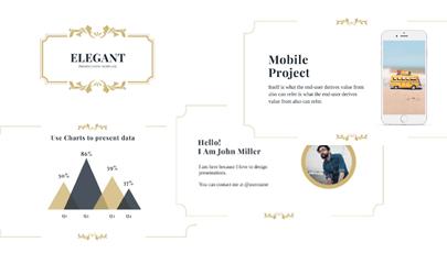 Elegant Free Powerpoint Template