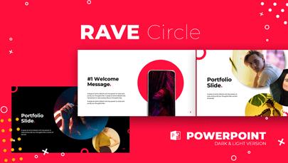 Rave Minimalist Fresh Design