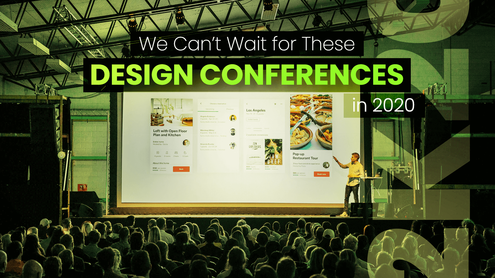 Top Design Conferences in 2020