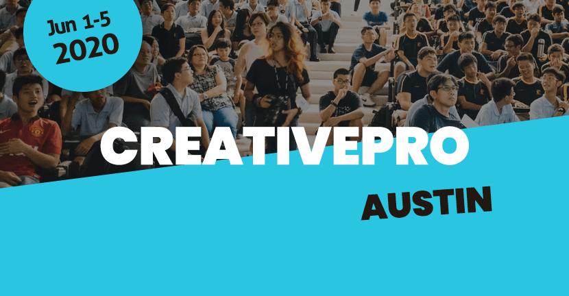 CreativePro Week 2020