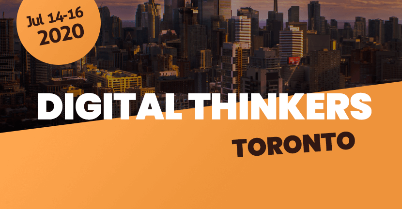 Digital Thinkers Conference