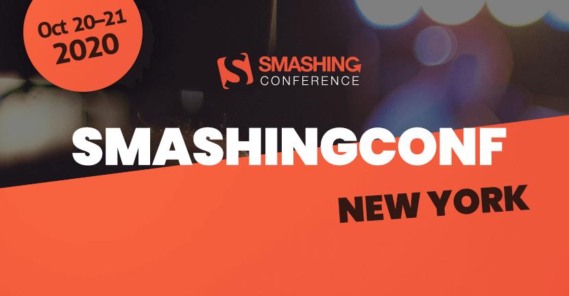 SmashingConf NYC
