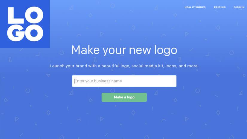 generador de logotipos logo.com
