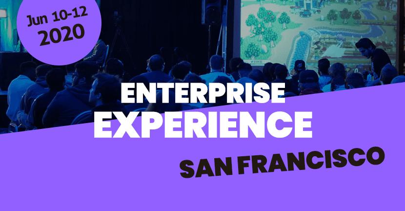 Enterprise Experience Conf 2020