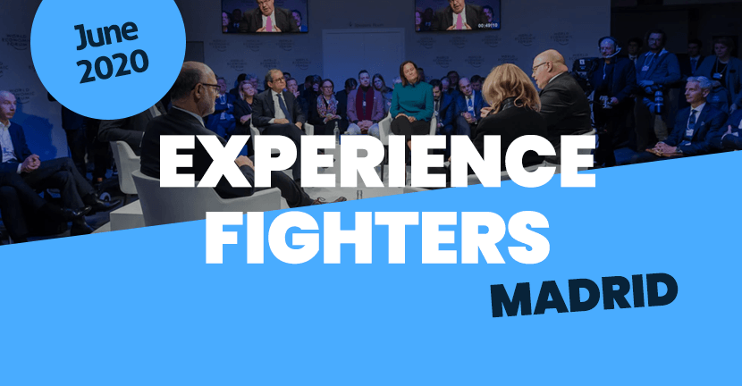 Experience Fighters Design Conf