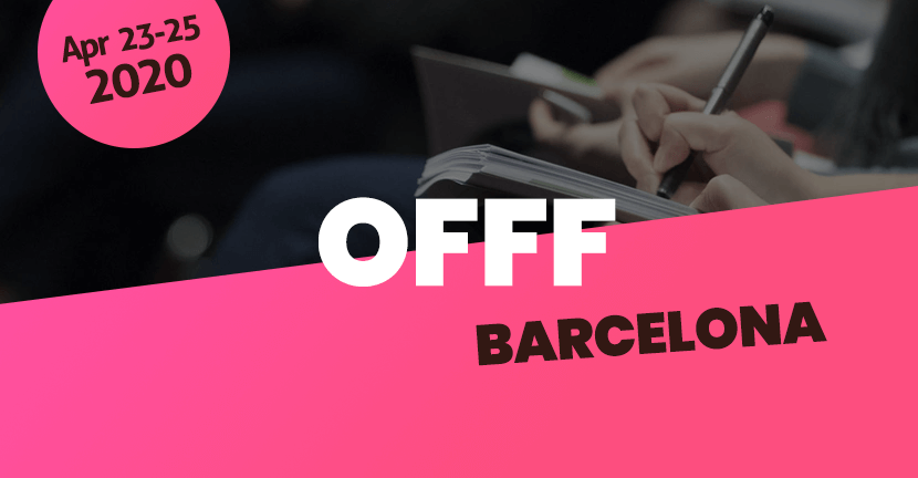 OFFF Design Conference 2020