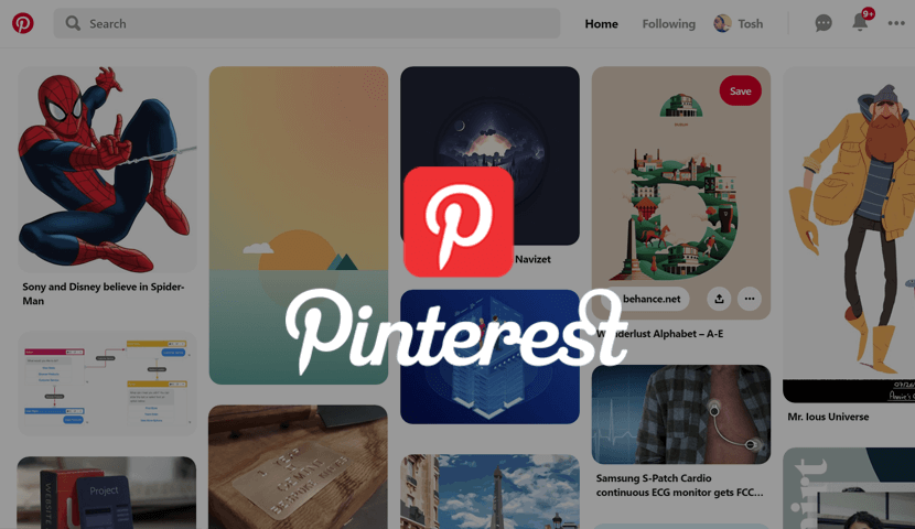 logo sizes and dimensions for pinterest