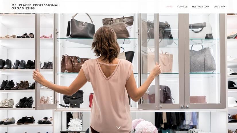 msplaced.com - small business website design
