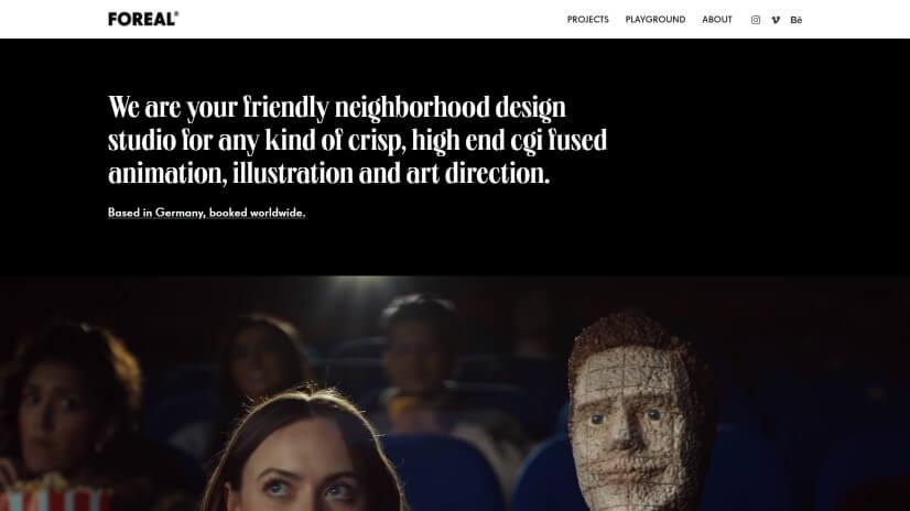 weareforeal.com - small business website design
