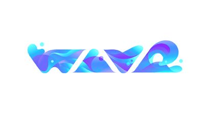 wave modern logo