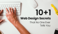 Web Design Secrets and Tips