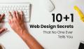 Web Design Secrets and Tips