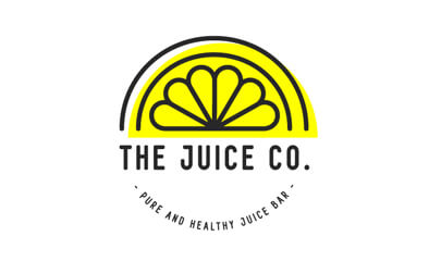 THE JUICE CO logo