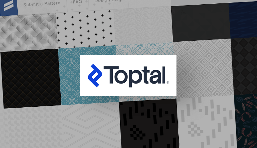Toptal Subtle Patterns